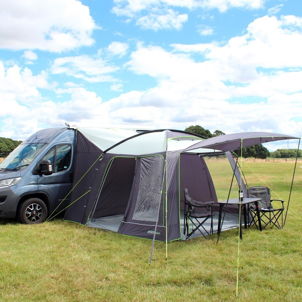 More Views Outdoor Revolution Cayman Movelite Xl Driveaway Awning