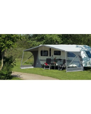 Isabella Sunshine Canopy Grey 1050 cm Carbon X Including Front Panels G19 / G20