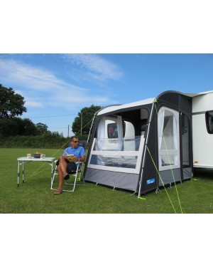 Kampa Rally Pro 200 Porch Awning Lightweight Frame