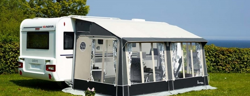 Used Caravan Awnings, Full Awnings, Porch Awnings and ...